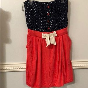 Mango Summer Dress XL